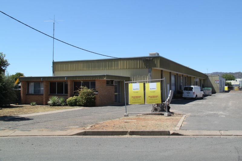INDUSTRIAL PREMISES FOR LEASE