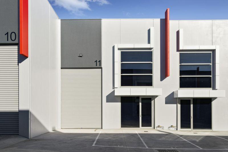 Modern Mitcham Warehouse
