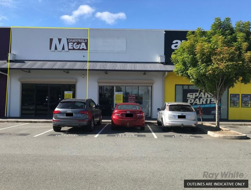 180m2 Highly Exposed Retail/Office Space on Morayfield Road