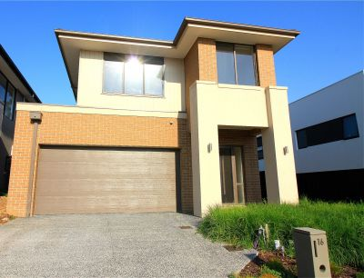 Brand new 4 bedroom home at Tullamore Estate