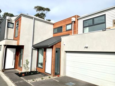 BRAND NEW TWO STOREY TOWNHOUSE OVERLOOKING PARK! Now save over $20,000 in stamp duty