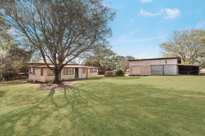 'RARE FIND' 1.5 ACRES WALKING DISTANCE TO AMENITIES!