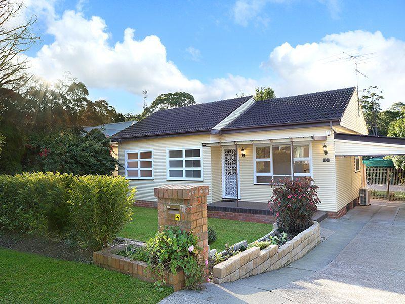 5 Eltham Place, Heathcote NSW 2233