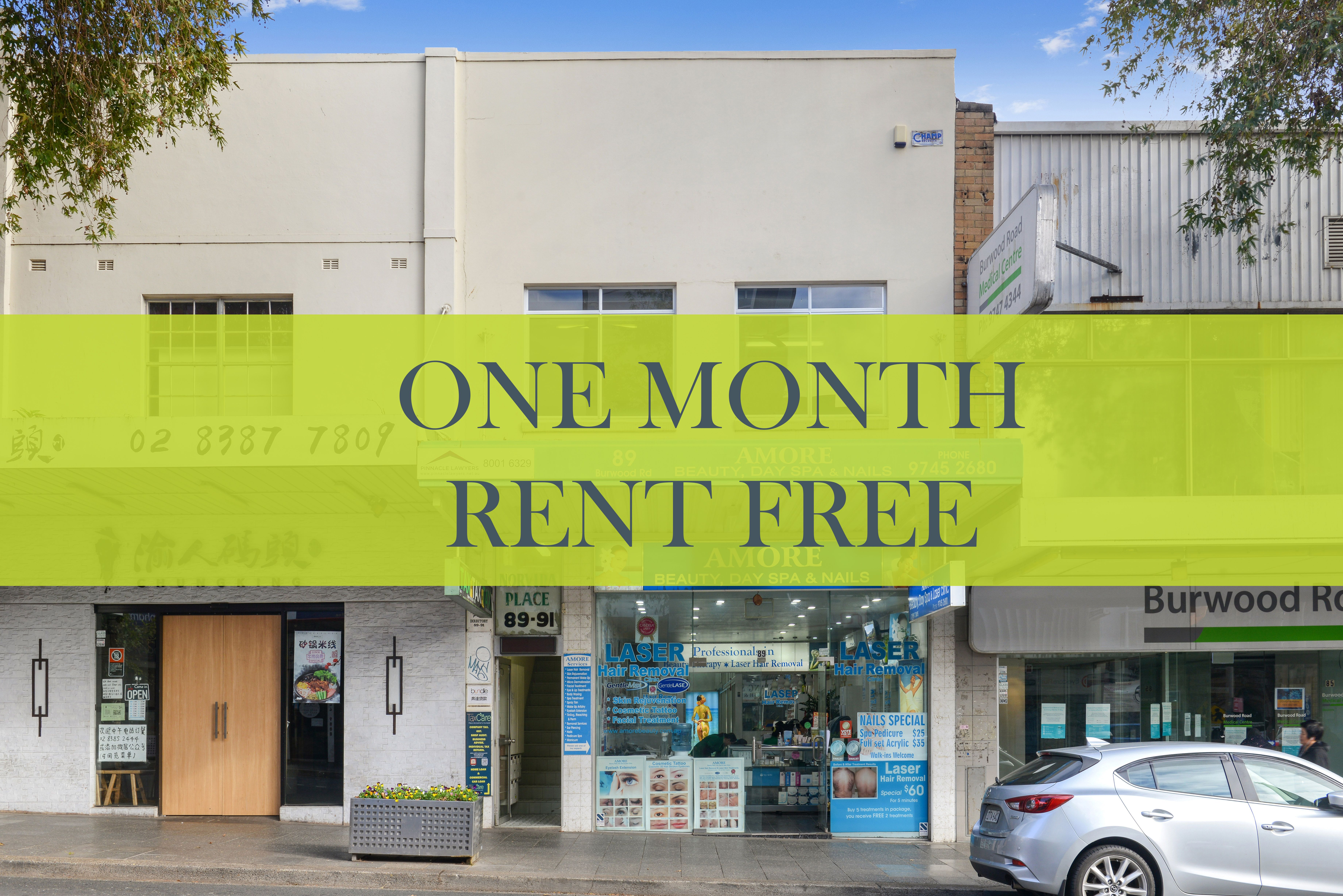 Office 5/89-91 Burwood Road, Burwood NSW 2134