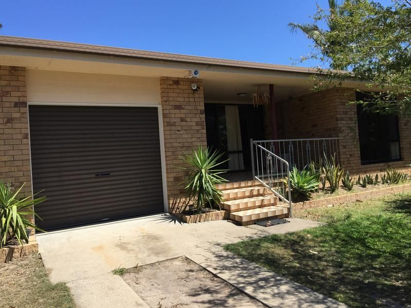 3 bedroom home with double shed