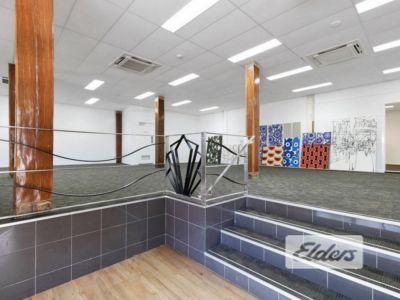 GROUND FLOOR CHARACTER TENANCY | ICONIC WOOLSTORE BUILDING!