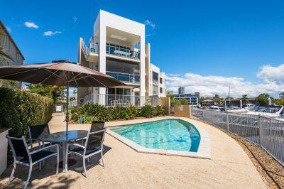 Disregard Previous Pricing - Modern Apartment with Marina Berth!
