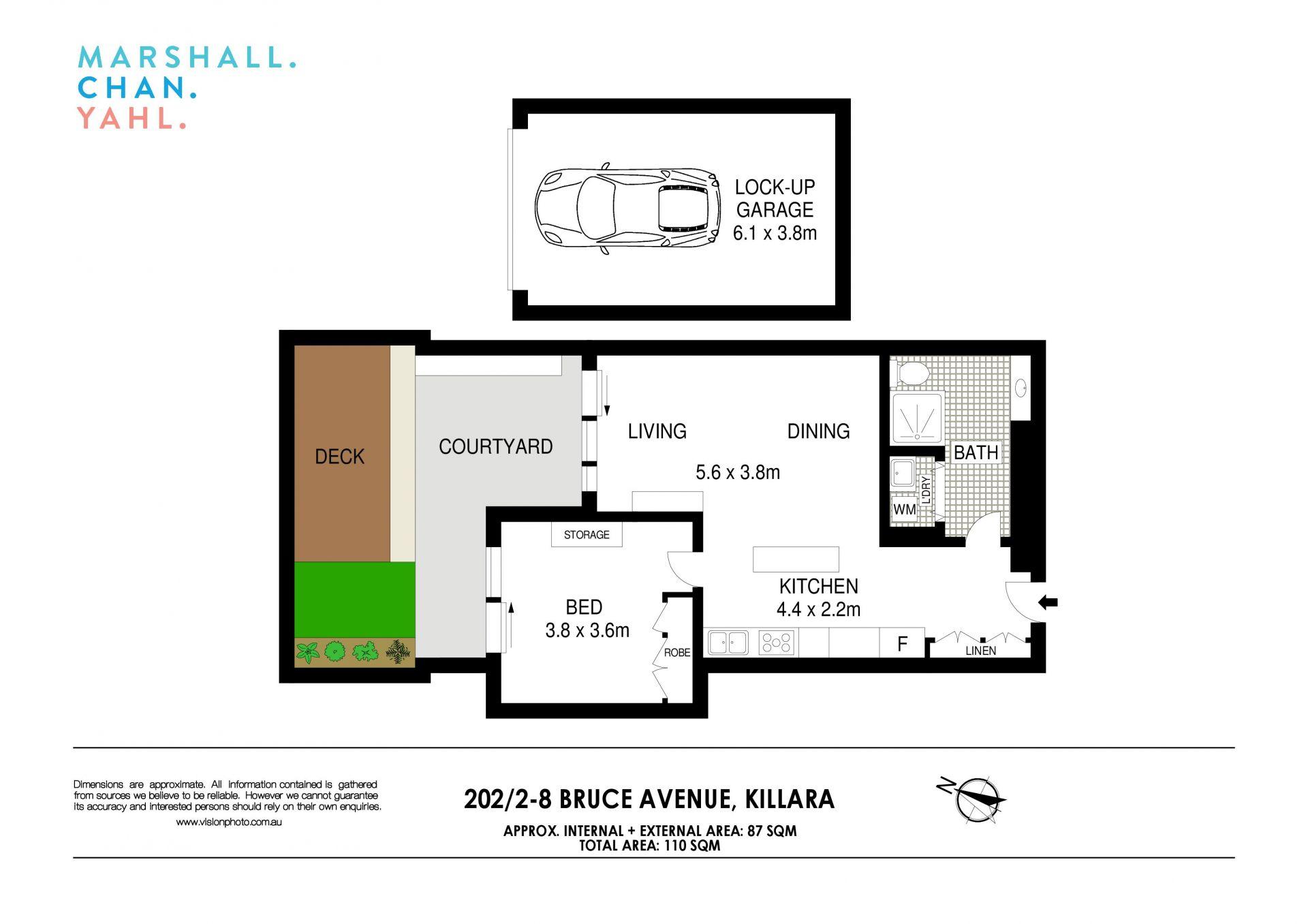 202/2-8 Bruce Avenue Killara 2071
