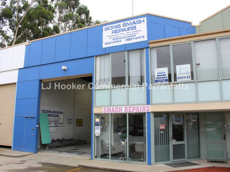 273sqm Industrial Unit, Blacktown