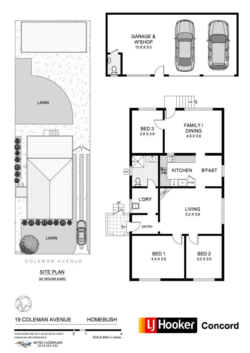 19 Coleman Avenue Homebush 2140