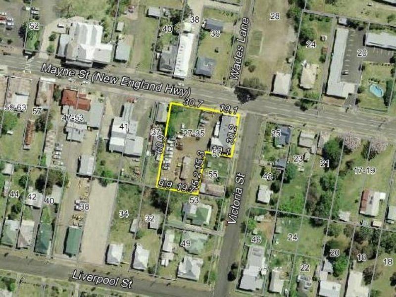 Commercial Property For Sale: 27-31 Mayne St, Murrurundi, NSW 2338