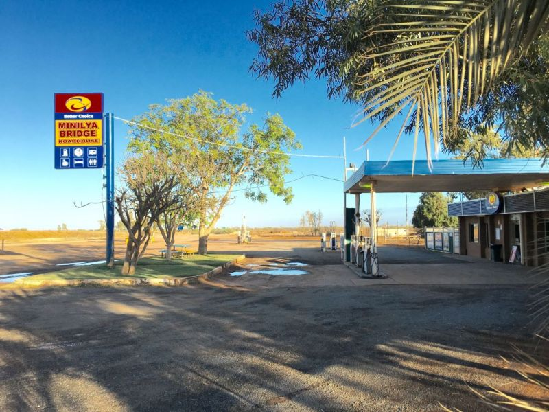 Minilya Bridge Roadhouse is being offered for sale freehold & Business