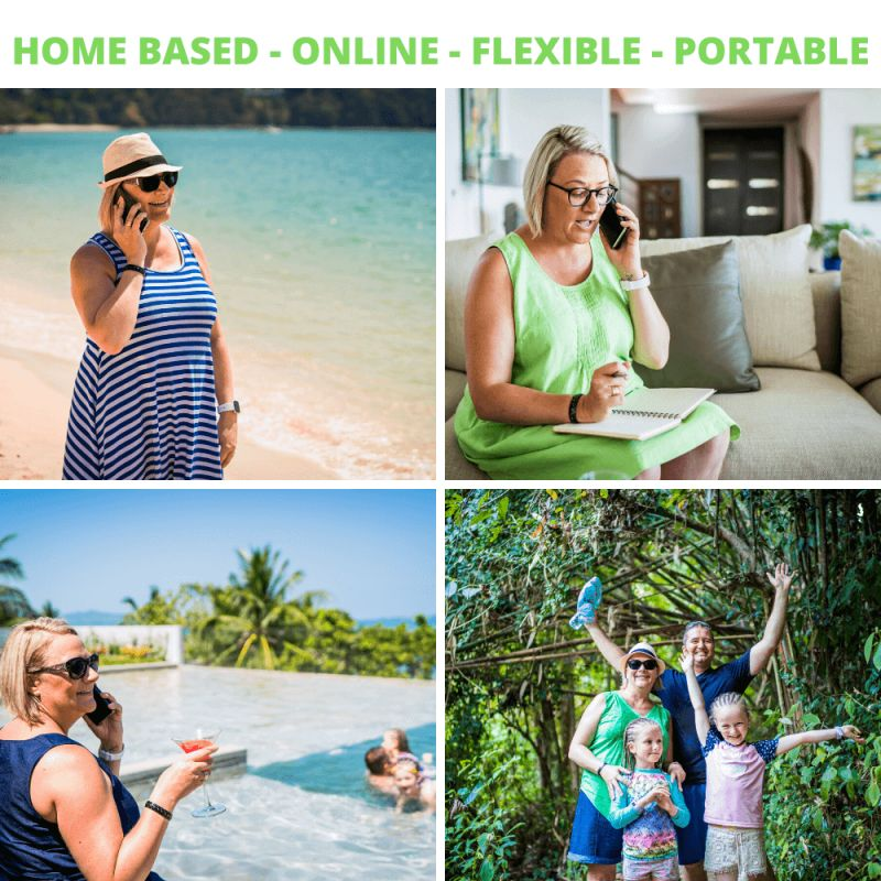 Home Based Business-in-a-Box   Global Reach   No MLM