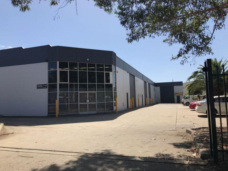 Factory Unit In Small Complex