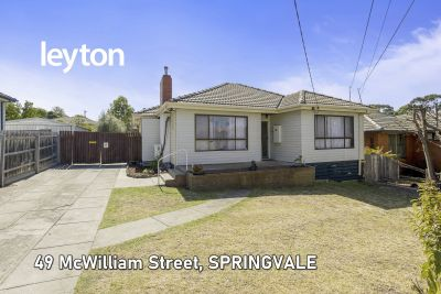 49 McWilliam Street, Springvale
