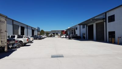 BRAND NEW INDUSTRIAL UNITS | CALOUNDRA