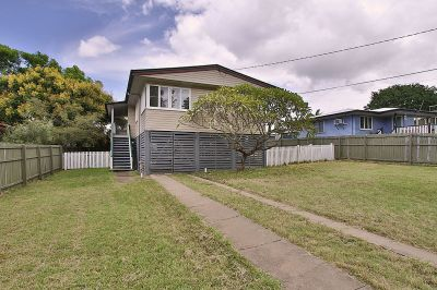 HIGHSET HOME WITH PLENTY OF DOWNSTAIRS STORAGE AVAILABLE NOW