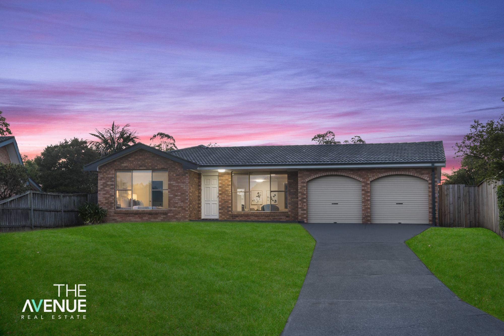 10 Mark Place, Cherrybrook NSW 2126