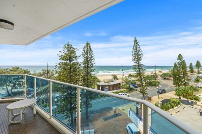 Uninterrupted ocean views in the heart of Surfers Paradise