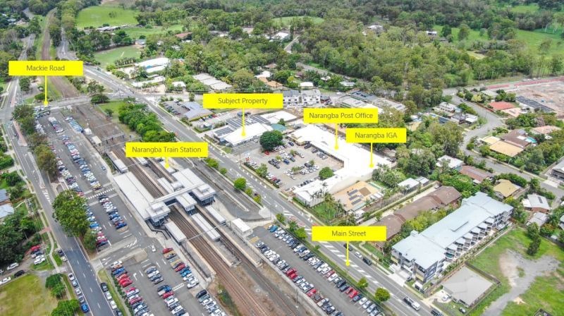 New Development in Narangba CBD