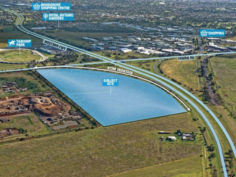 Sprawling 23.5 Ha Development Site Bordering Western Freeway