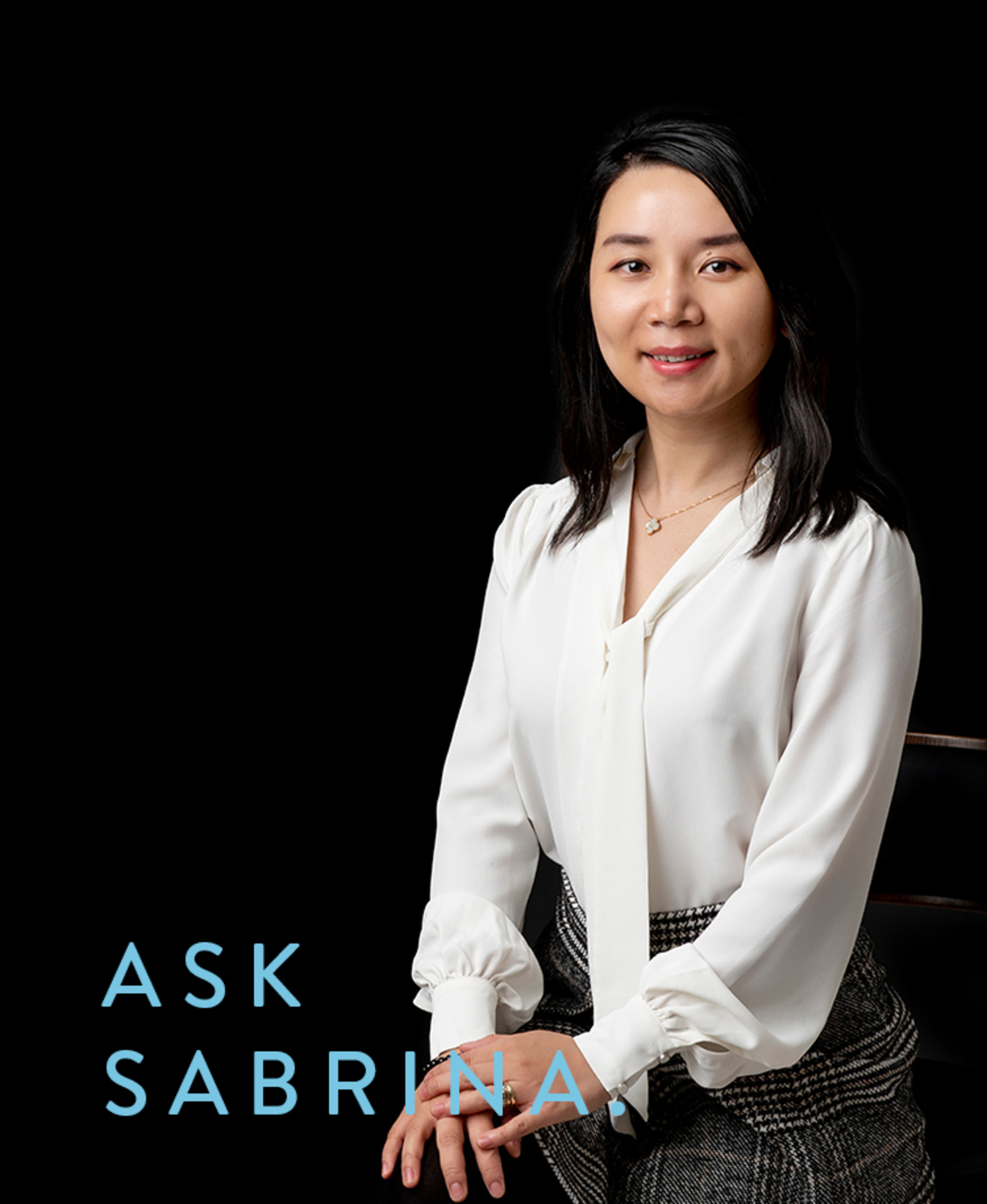 Sabrina Gao real estate agent