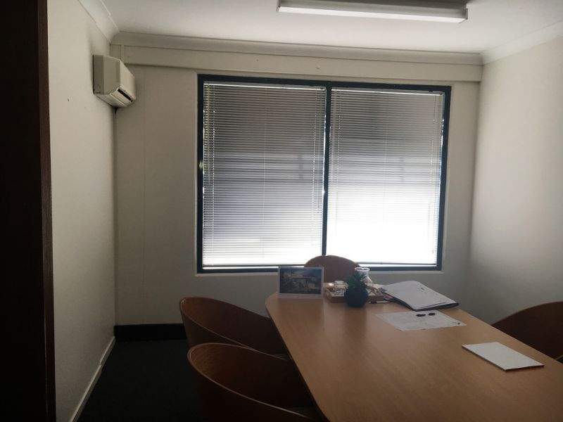 For lease is a high quality office
