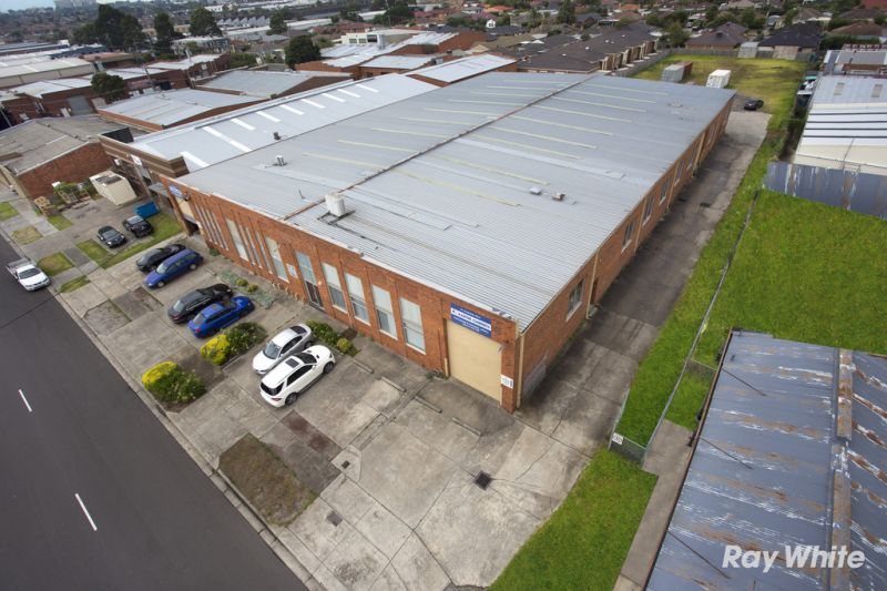OUTSTANDING INDUSTRIAL GEM – DEVELOP, OCCUPY OR INVEST