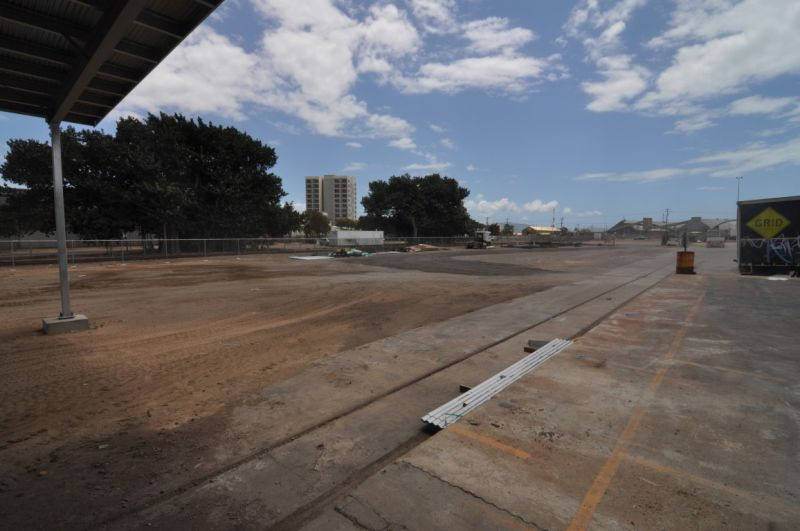 Large Industrial Facility Beside Townsville Port