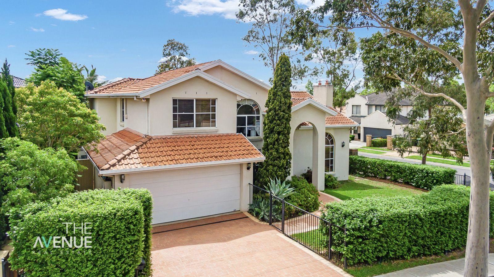53 Perkins Drive, Kellyville NSW 2155