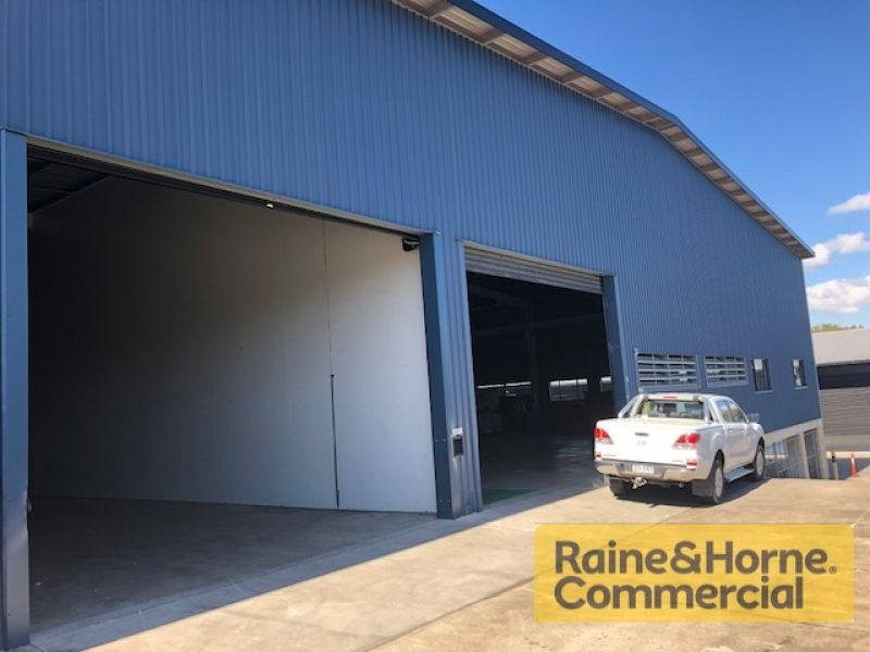 200sqm Clear Span Warehouse/Workshop