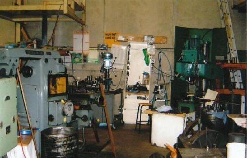 MACHINE ENGINEERING BUSINESS - WELL ESTABLISHED - REGULAR CLIENTELE