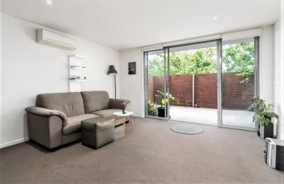 House Sized 2 Bedroom Garden Apartment