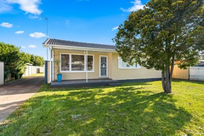 Large Block, 3 Bay Shed & Fully Renovated- What More Could You Want?!