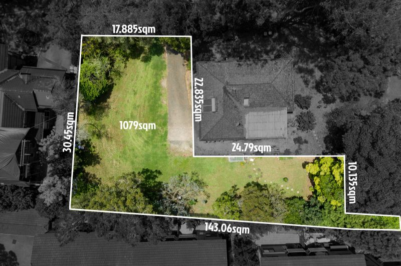 Off market - vacant land in convenient position