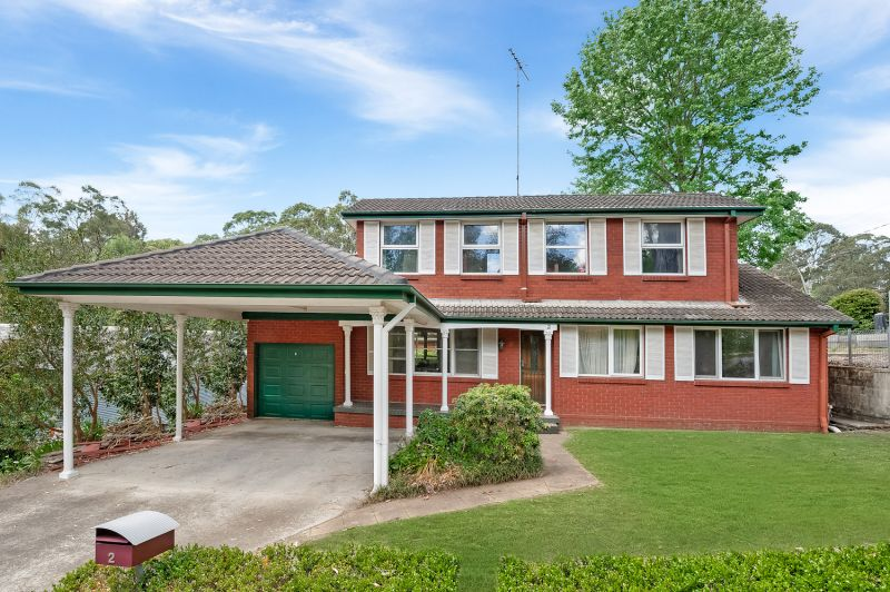 Ideal family home in leafy pocket