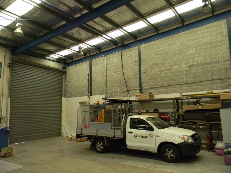 431sqm Warehouse/Office (2 units) in One Line - Exclusive Agents