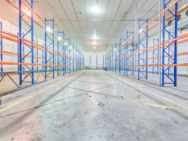 835sqm* - 3,648sqm* TRADECOAST DISTRIBUTION / STORAGE FACILITY