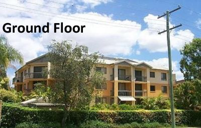 Ground Floor -BIG on Space, Convenience & Value!