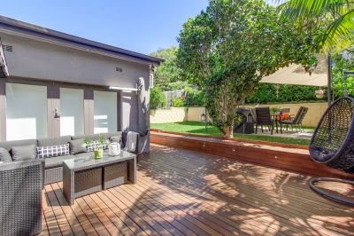 Stylish family haven with scope for second storey and expansive ocean views