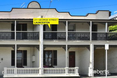 211 George Street, Launceston