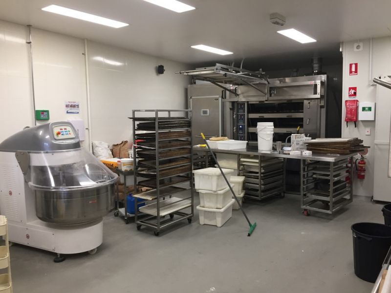 Fully Fitted Out Bakery