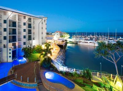 REDUCED  Mantra Resort on the Marina Hervey Bay #108