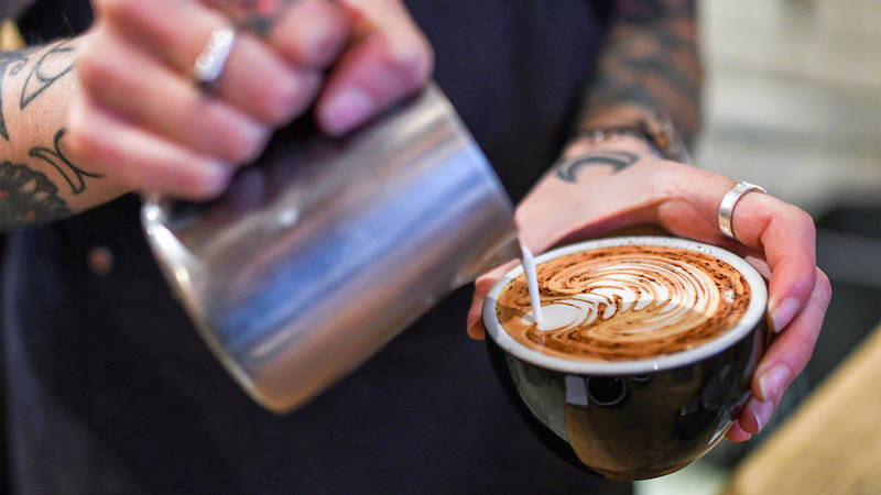 5 Days Cafe Pizzeria (licensed) - Melbourne Cbd - Taking $12,000 P/w