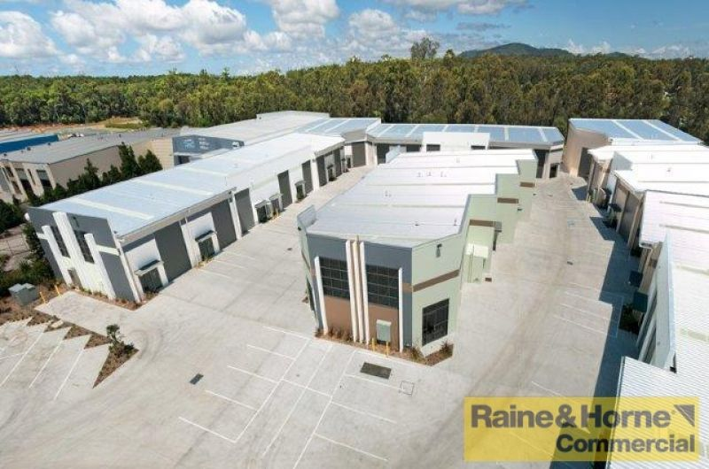 Brand New Industrial Strata Unit