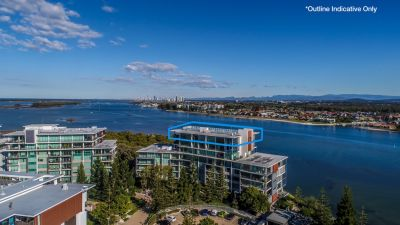 Sensational Penthouse with 15 Metre Marina Berth - Owner Moved and Ready to Sell