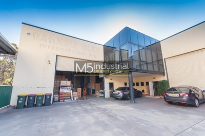 505sqm - Racked Warehouse for Lease