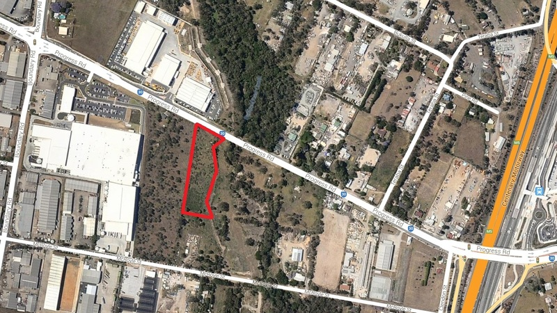 Industrial Land Opportunity - Wacol