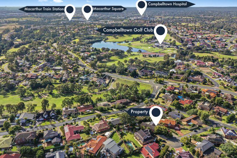 Picturesque and Premier Golf Course Estate