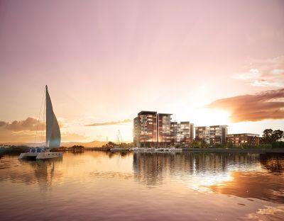 Superb New Development - Anchorage Apartments